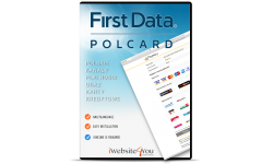 Hikashop First Data Polcard