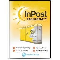 Paczkomaty inPost dla OpenCart 2