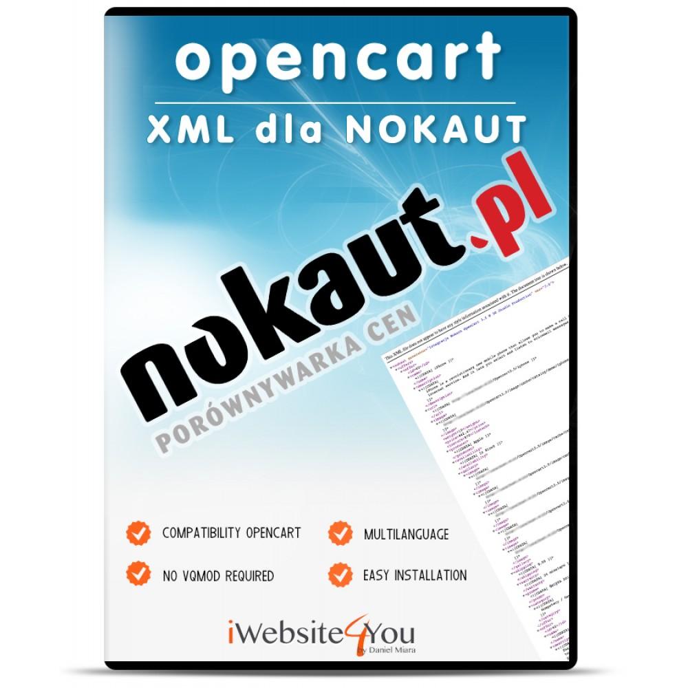 Integracja z Nokaut OpenCart 3