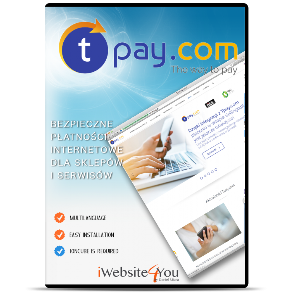 Tpay OpenCart 2