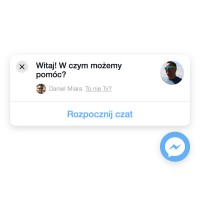 Facebook Customer Chat Opencart 2