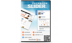 Facebook Slider Light OpenCart 3