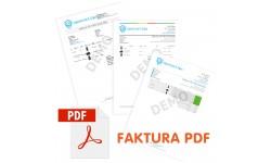 Faktura PDF OpenCart