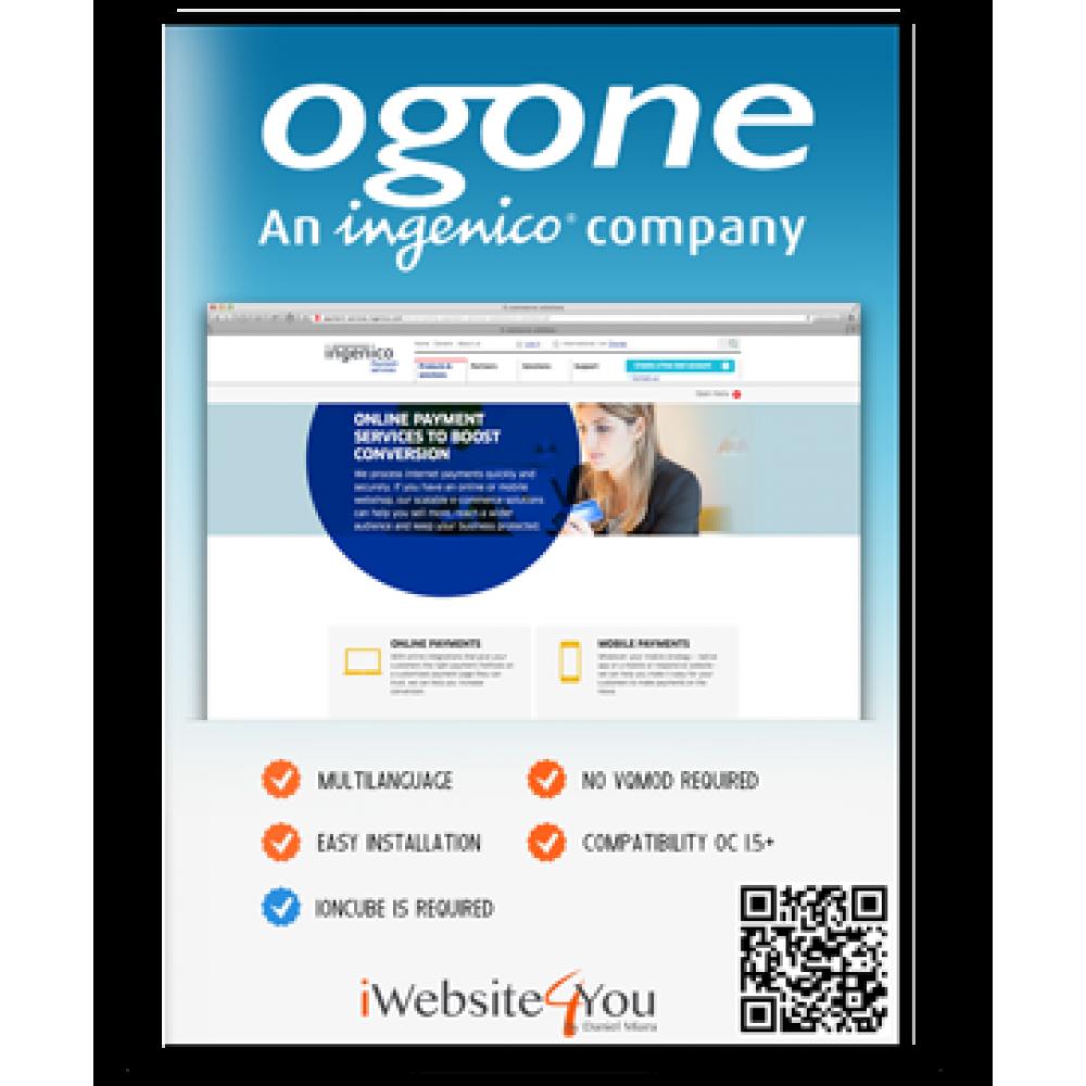 Ogone Ingenico OpenCart
