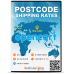 Koszt dostawy według kodu pocztowego Opencart 2
