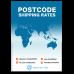 Wysyłka na bazie kodu pocztowego OpenCart