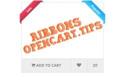 Etykiety na zdjęciach (promocja, nowość itd.) Opencart 2
