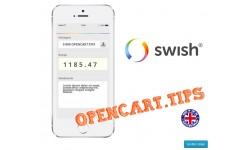 SEB Swish (Danske Bank) OpenCart 2