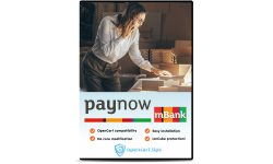 mBank Paynow OpenCart