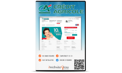 Crédit Agricole OpenCart