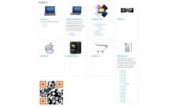 Kategorie na stronie Home OpenCart 2