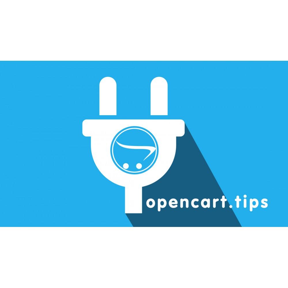 Auto-generowanie tytułu i adresu SEO OpenCart