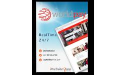 Prestashop 1.6 WorldPay Business Gateway