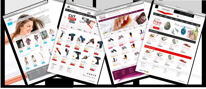 Zamów sklep internetowy